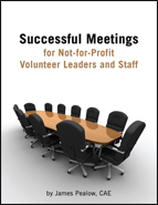 Successfull Meetings for Not-for-Profit Volunteer Leaders and Staff